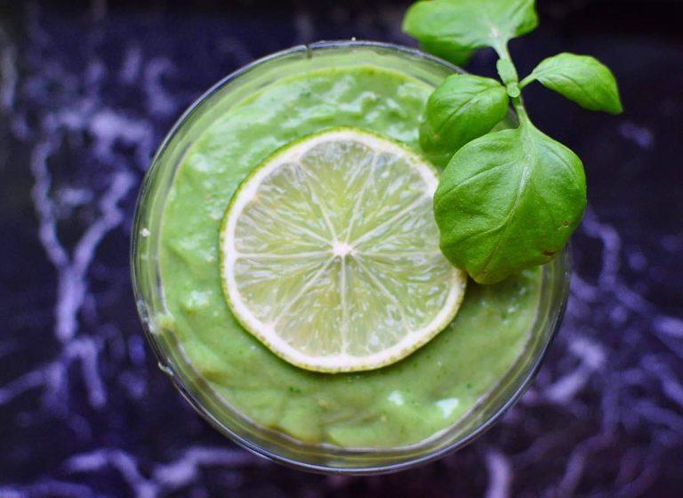 Vegan Green Keto Smoothie