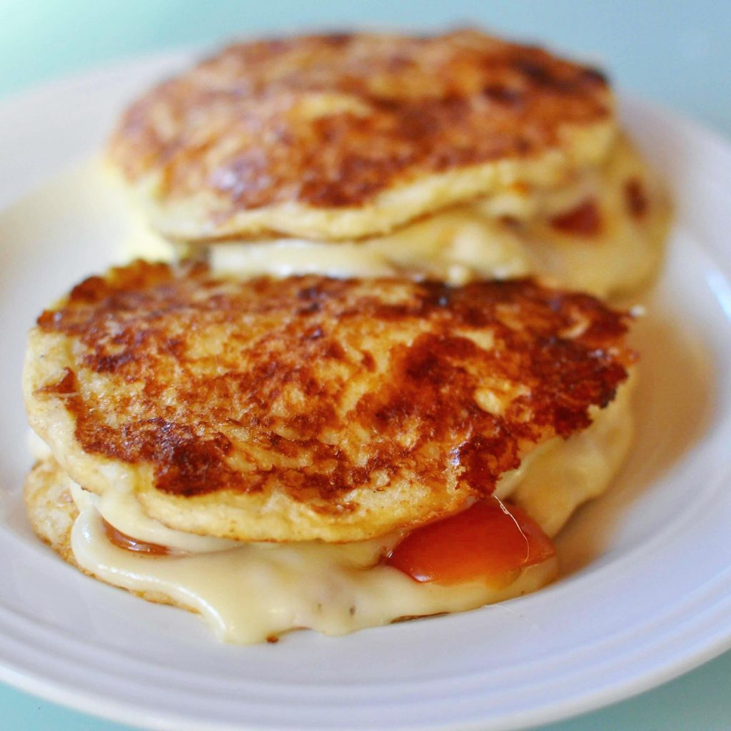 Cottage Cheese Keto Pancakes