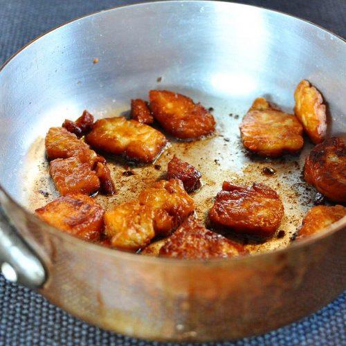 Deep-fried Halloumi