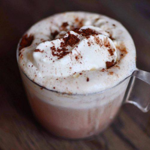 Varm Choklad - Sockerfri chokladmjölk - LCHF Frukost Recept