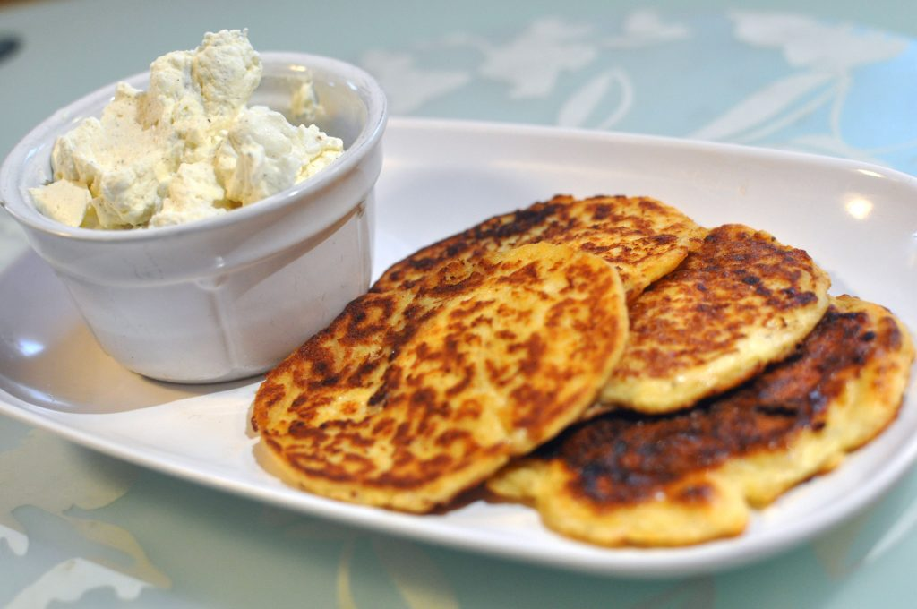 Cottage Cheese Keto Pancakes Just 3 Ingredients