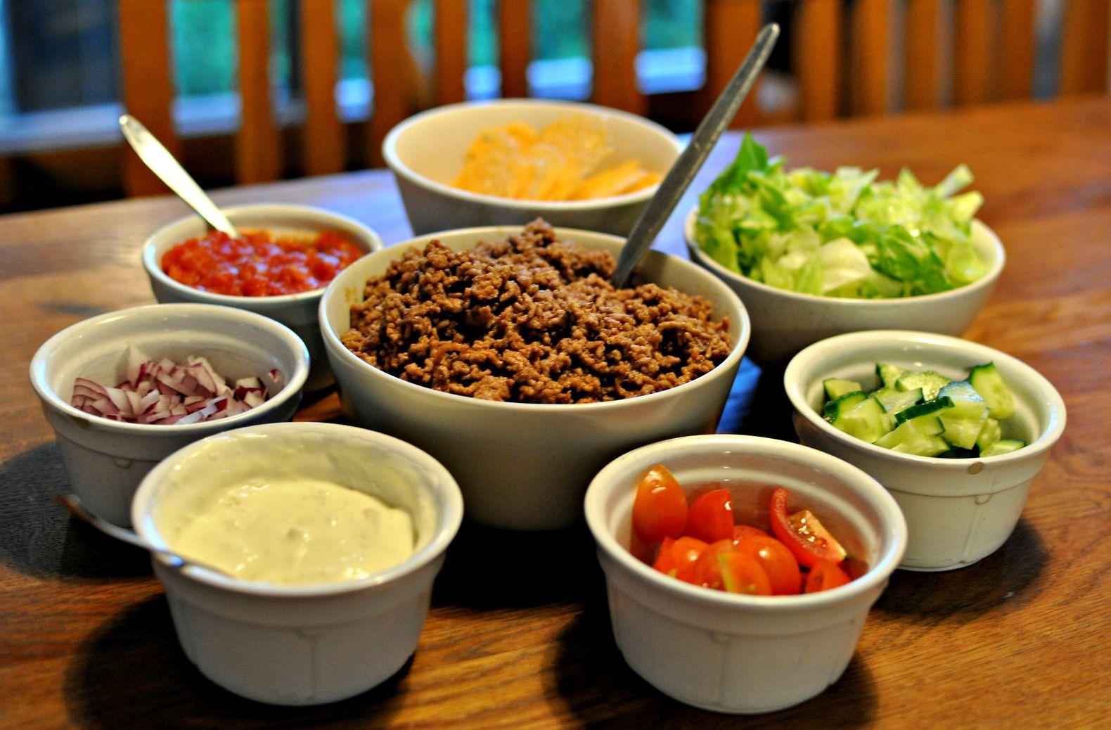 vad ska vi äta på fredag kväll