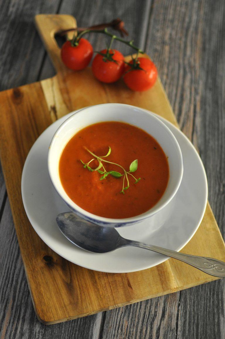Mejerifri Tomatsoppa