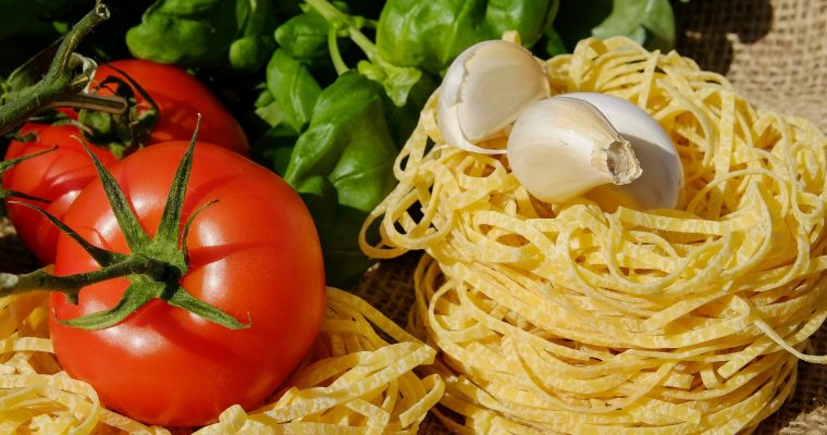 LCHF alternativ till pasta, ris och potatis