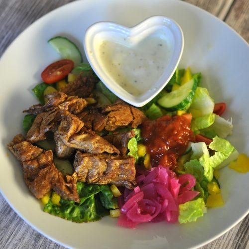Vegan Taco Bowl - Keto Recipe