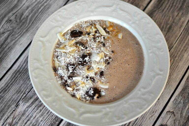 Plant-Based Chocolate Smoothie